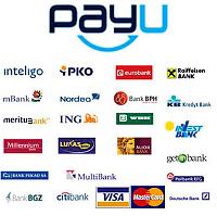 Obsługujemy płatności PayU