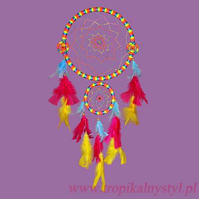 łapacz snów amulet indiański
