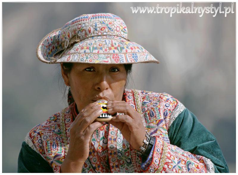 indiańska okaryna