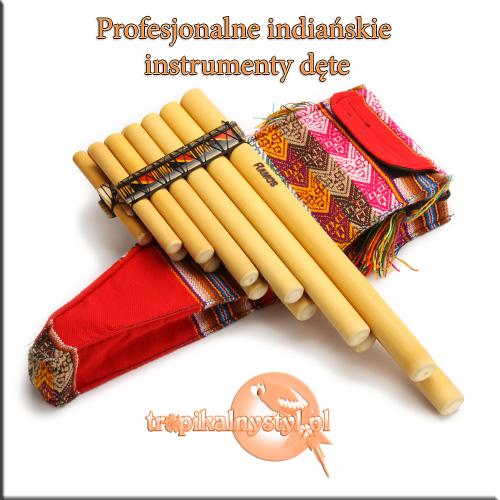 Chłodny Indiańskie instrumenty dęte - Galeria TROPIKALNYSTYL - indiański RF25